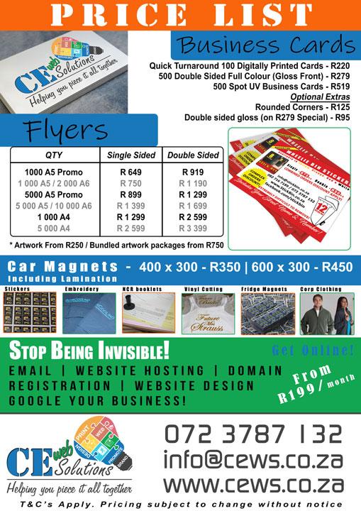 printing-price-list